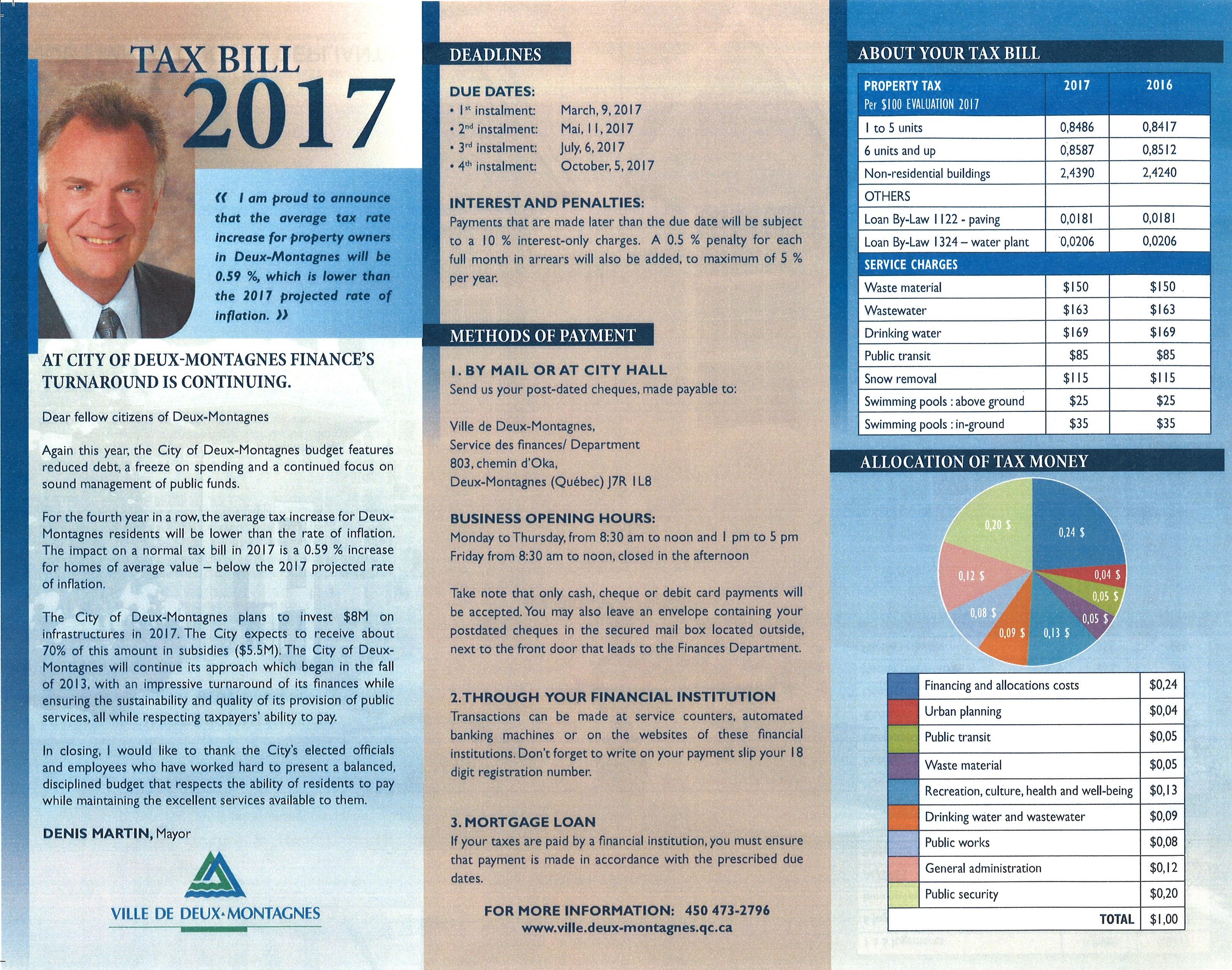 dépliant taxes 2017-ENG